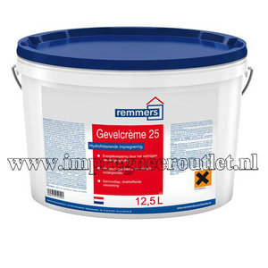 Remmers Gevelcreme 12.5L